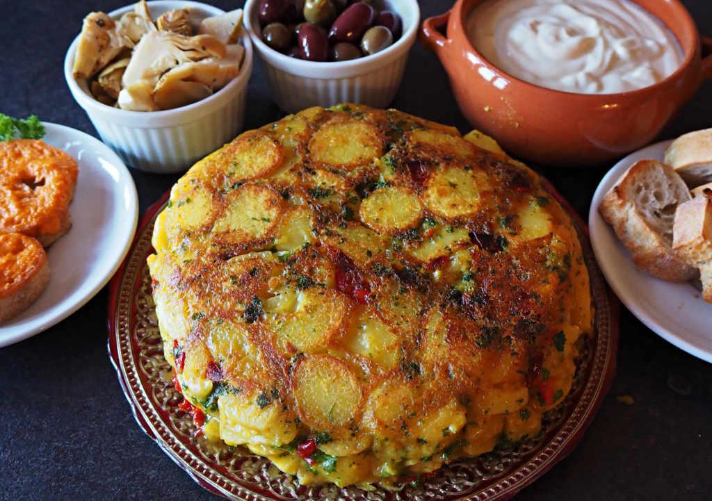 Tortilla española – Spanisches Omelett